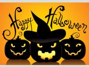 Halloween péntek iskolánkban