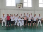 Karate mester iskolánkban