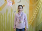 Hajczinger Dalma sikerei úszásban - itthon és külföldön