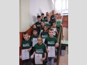 Sikerek a Bolyai Matematika csapatversenyen
