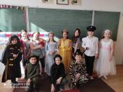 Farsang délután iskolánkban